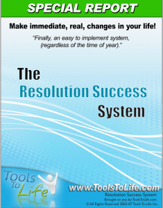 Resolution Success System